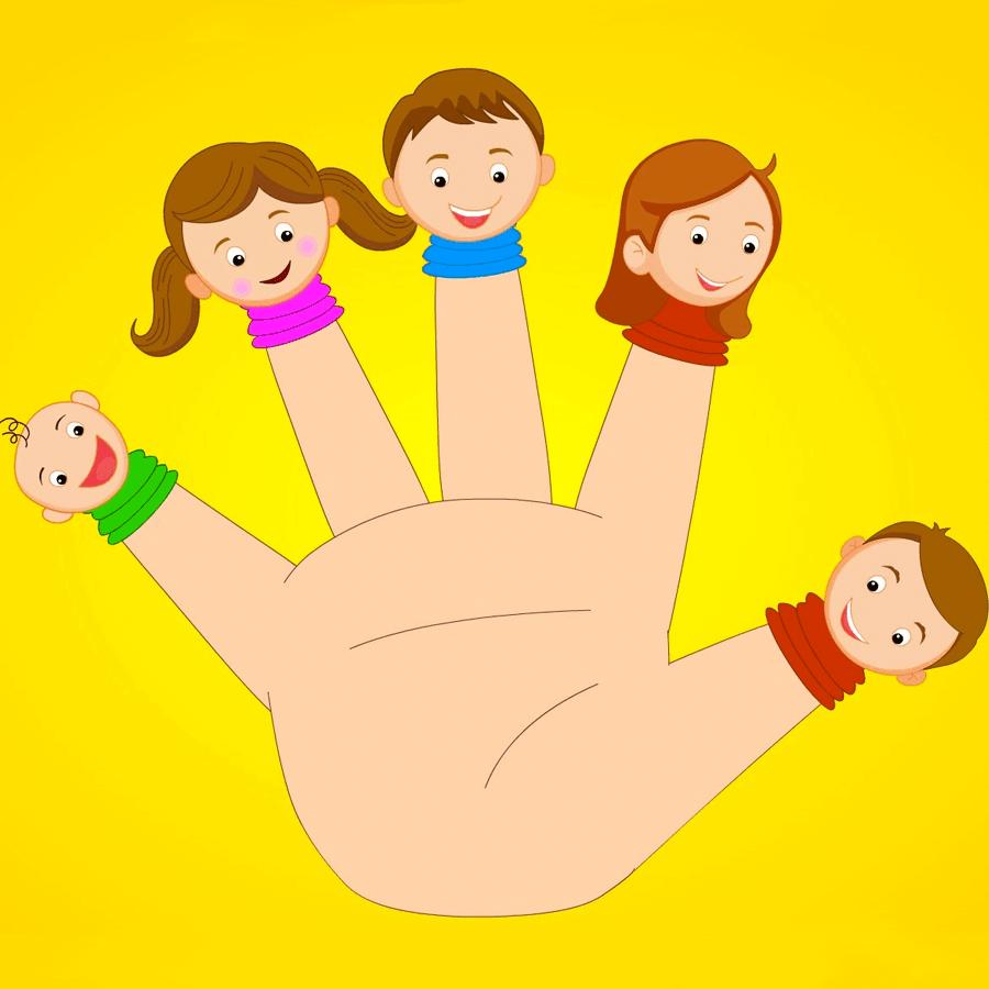 Fingerfamily Baby Mozart