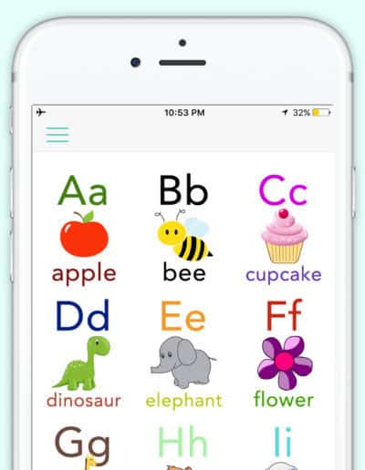 iPhone_en screenshot Flashcards