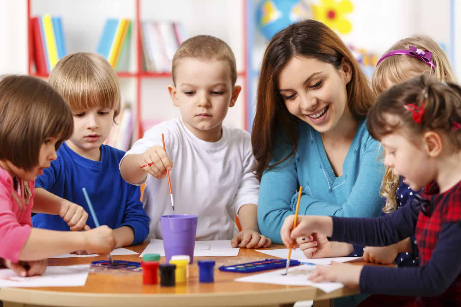 choosing best preschool for child