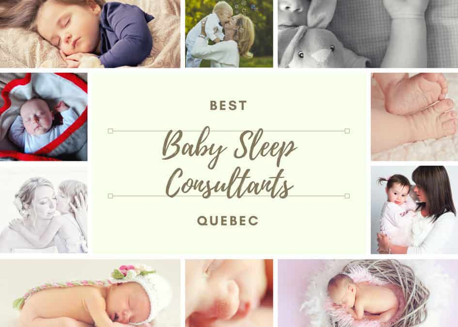 Best Baby Sleep Consultants in Quebec