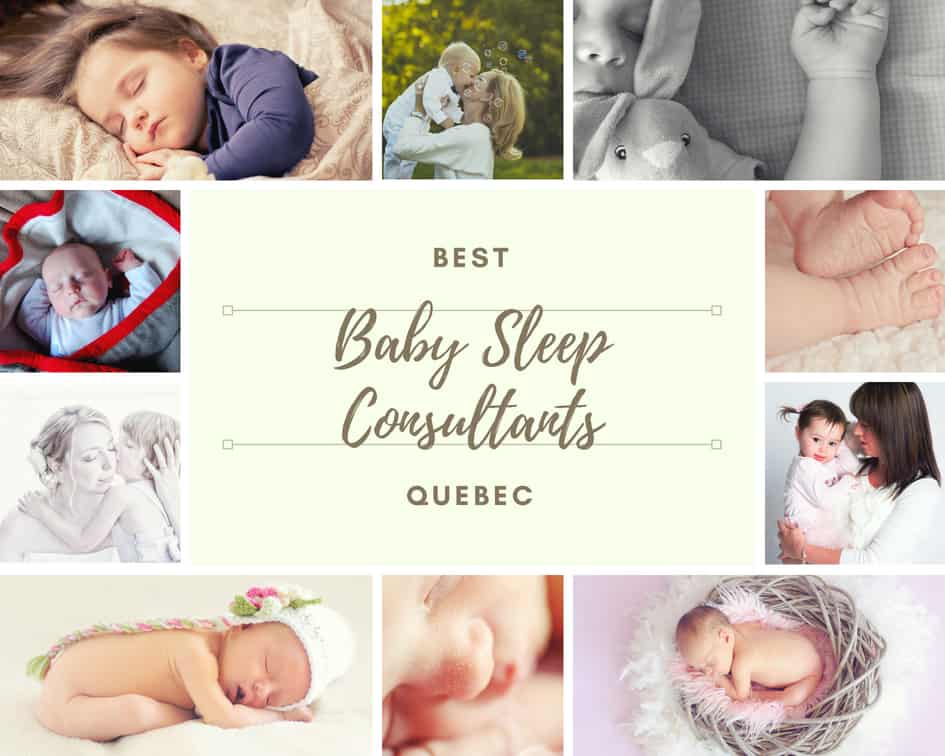 best baby sleep consultants quebec