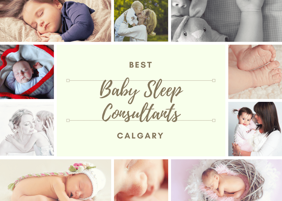 Best Baby Sleep Consultants in Calgary